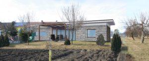 venkovský rodinný dům, Jižní Morava