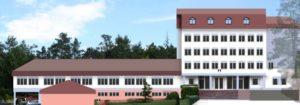 Návrh rekonstrukce fasády charitního domova