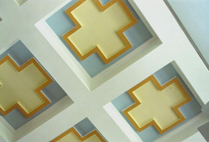 detail stropu