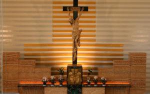 Aragonitová kaple Velký Újezd