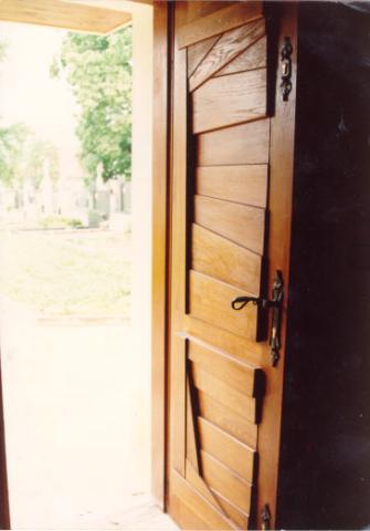 Profilace dveří