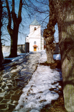 Lípy u kostela