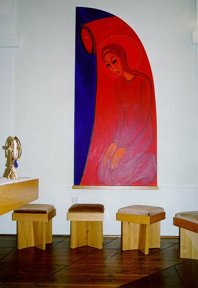 obraz P. Marie