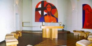 Kaple sv. Ducha Kolín