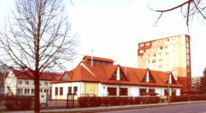 Sklářská škola Krásno nad Bečvou