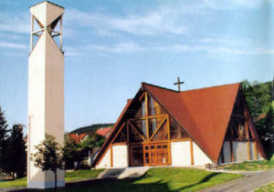 Kostel Svatého Václava Horní Lideč
